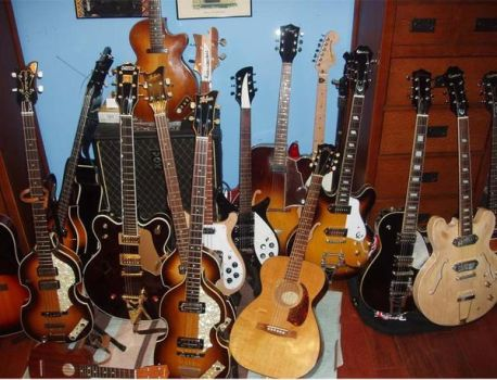 Guitar Collection by rori77