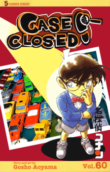 Case Closed 60 Cover by EpicDay