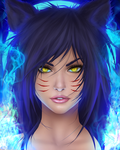 Ahri by Projeect