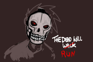 The Dead Will Run by vekkstheglorious