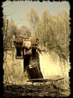 Dead quarry... by TheHer3tic
