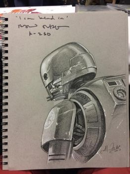 K2SO - Sketch by AlexBuechel