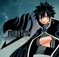 Gray - Fairy Tail by DayDreams1920