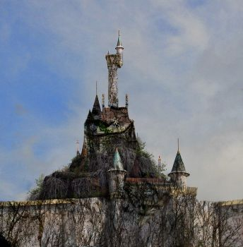Life After Disney:BeastsCastle by eledoremassis02