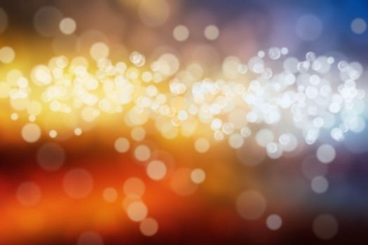 Sunset Bokeh by CarmenScholte