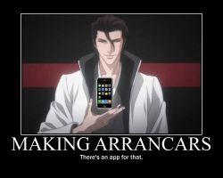 Aizen Iphone motivational by I-am-Evil-Tree