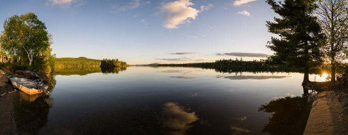 The Water Is Wide by Chupon