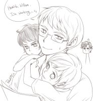 221B Family :D (2) by RedCAT18