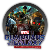 Guardians of the Galaxy The Telltale Series - Icon by Blagoicons