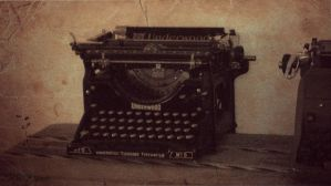 Underwood Standard No.5 - Version II by RMS-OLYMPIC