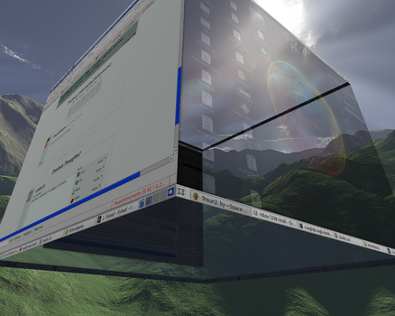 Work Screenshot with Skybox by clb85118