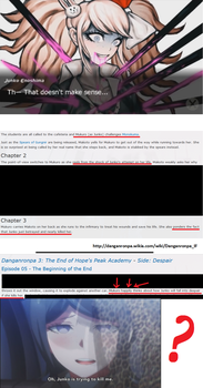 DR3 is more cancerous than Sailor Moon Crystal by RusariJubakuno