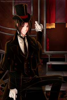 That Butler, Capricious (7) by namisiaa