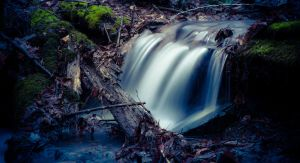 The Falls by PhotoAlterations