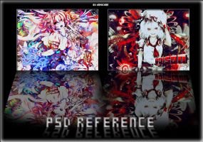 4th PSD Reference by kamichan by Kami-Chan123