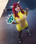 Fem!Bowser - Super Mario by GabbyNu