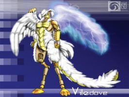 Viledove Robot Mode - Color by kompy