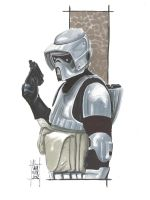 Scout Trooper by idirt