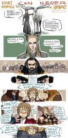 The Hobbit: What can NEVER Happen by applepie1989