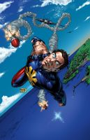 Kalayaan by Ed Tadeo Color by gioparedes