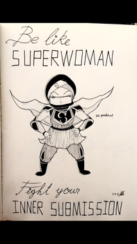 Superwoman by Fidia95