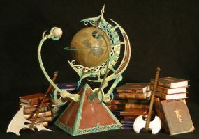 Prop Globe by TimBakerFX