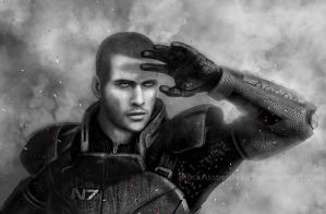 Shepard by BlackAssassiN999