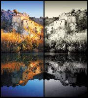 reflection by gerbenher