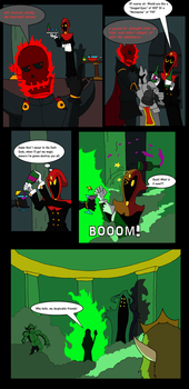 The Butler did it (page 2) by ValeTheHowl