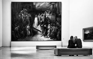In the Museum1 by cahilus