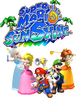 Super mario sunshine 2 by earthbouds