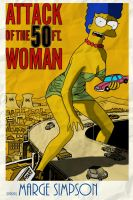 Attack of the 50 Foot Woman by Claudia-R