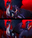 Wings of Fire - Anguish and Betrayal by Biohazardia