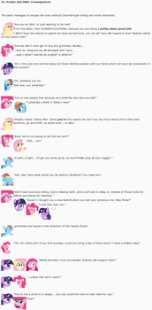 23. Ponies and DnD: Consequences by dziadek1990