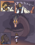 Tooth of the Worm - P6 by KelpGull