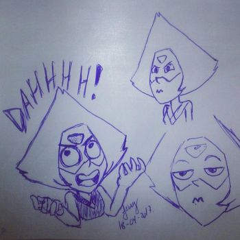 Peridot - Faces by amyrose7
