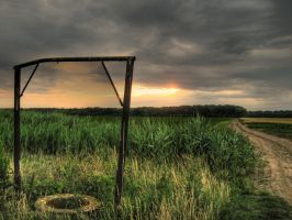 Old well by DrDra