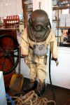 Stock - Old Diving Suit by OghamMoon