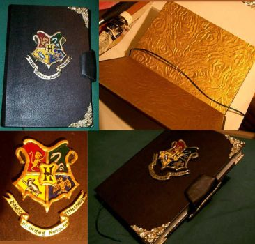 A Hogwarts Journal by the-tenebrus