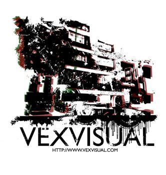 vexvisual logo by muzz-dogg