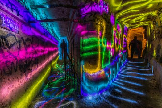 LSD catacombes by juls-boo
