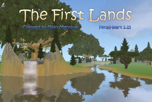 The First Lands [1.15] [DOWNLOAD AVAILABLE] by Unio-Mentium