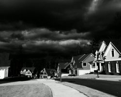 The Storm Approaching 2 by SirBobbington