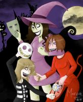 Kidnap the Sandy Claws by PinkBassist3