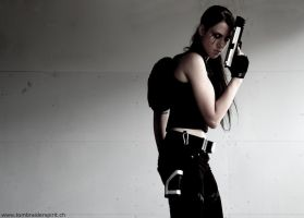lara Croft - Underworld 4 by MaxChi