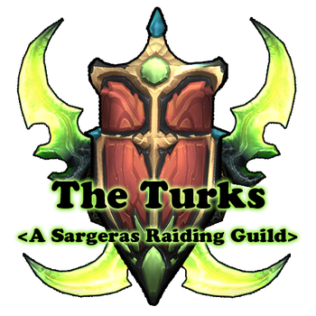 Turks Logo: Sunwell Edition by DarkAce777