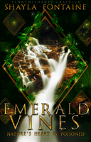 Emerald Vines [wattpad cover] by Pennywithaney