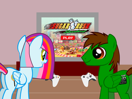 Want To Play Sugar Rush? by sjf95fighter