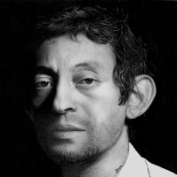 Serge Gainsbourg by Stanbos