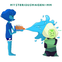 Lapis, stop! by mysteriousMaiden-MM